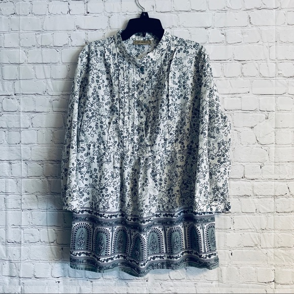 Art And Soul Tops - Art and Soul peasant top tunic